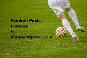 week 43 pools fixtures