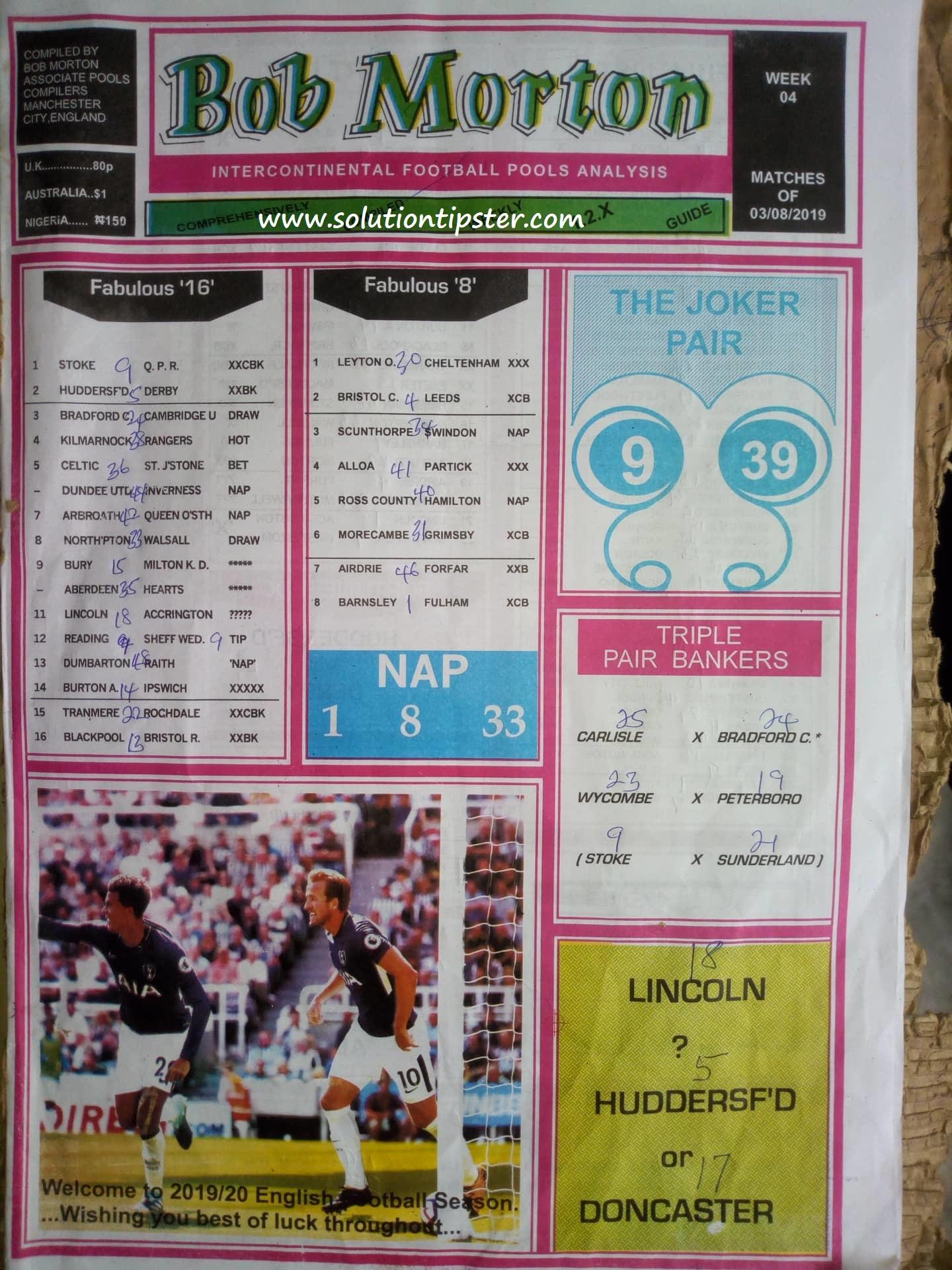 Football pools results solution tipster free football betting hollywood casino kansas city sports betting