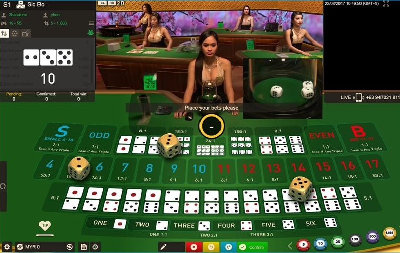 Tips To Win Big Money When Playing Live Casino games. - SolutionTipster